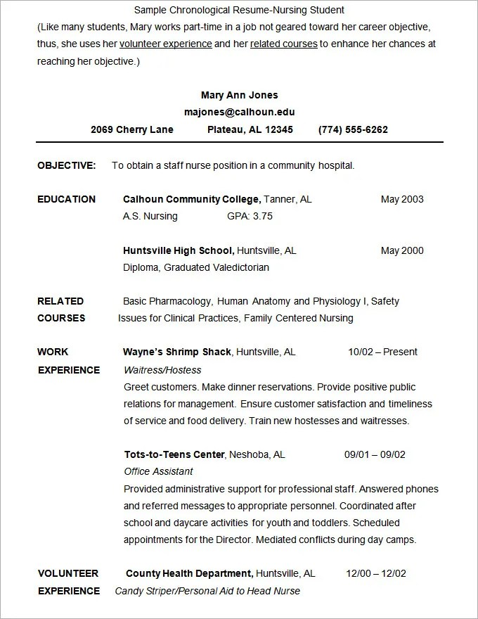 Format For Resume What Is The Format Of A Resume I Format My Resume