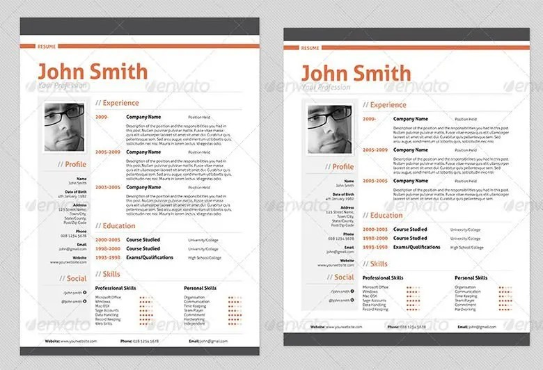 Best Resume Formats - 54+Free Samples, Examples, Format Free - What Is The Best Resume Format