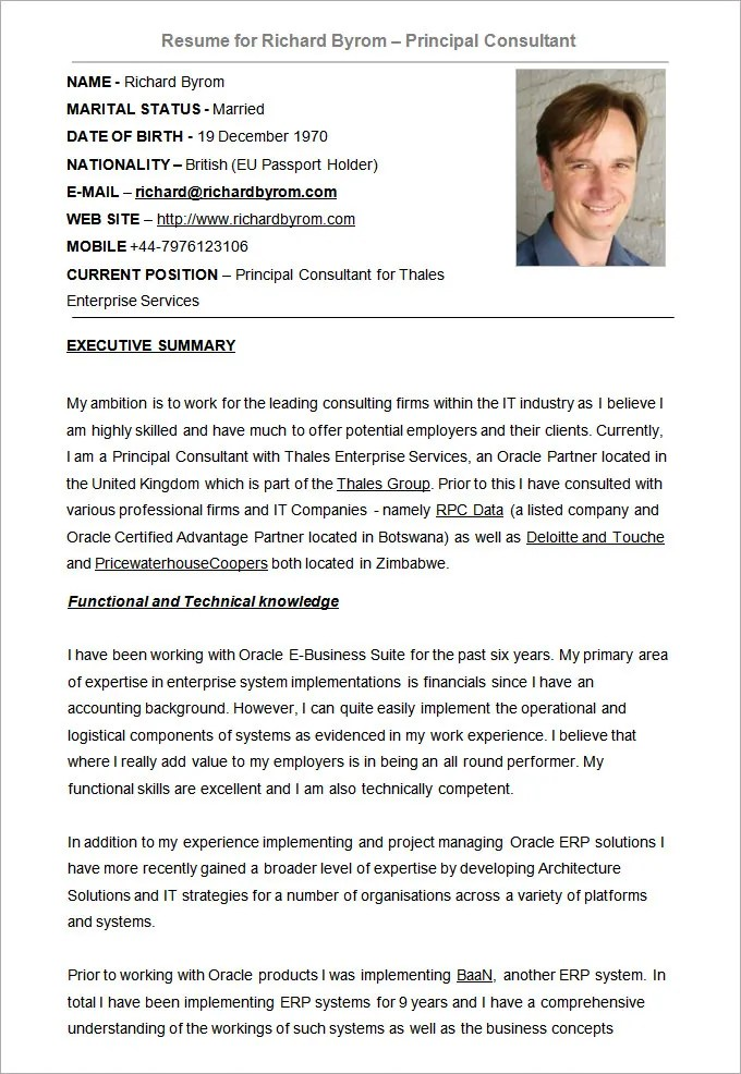 Homework - Helping Kids With Homework erp consultant resume sample