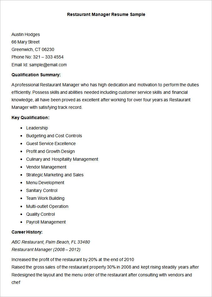 Resume Templates \u2013 127+ Free Samples, Examples  Format Download