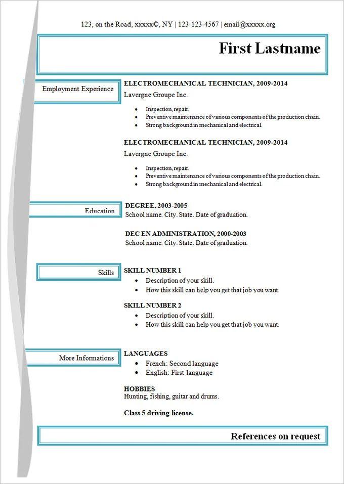 edit pdf resume online free