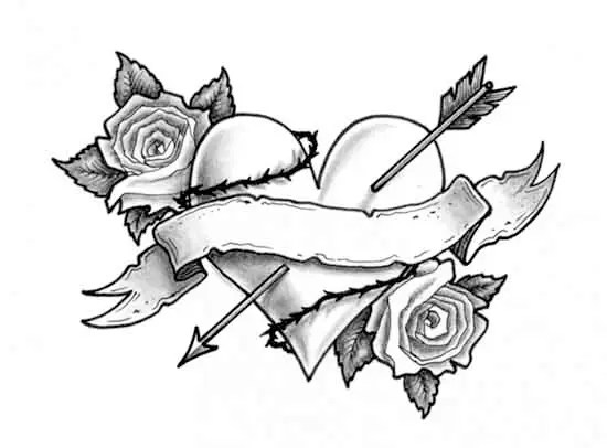 30+ Best Collection of Tattoo Illustration Designs for Your - tattoo template