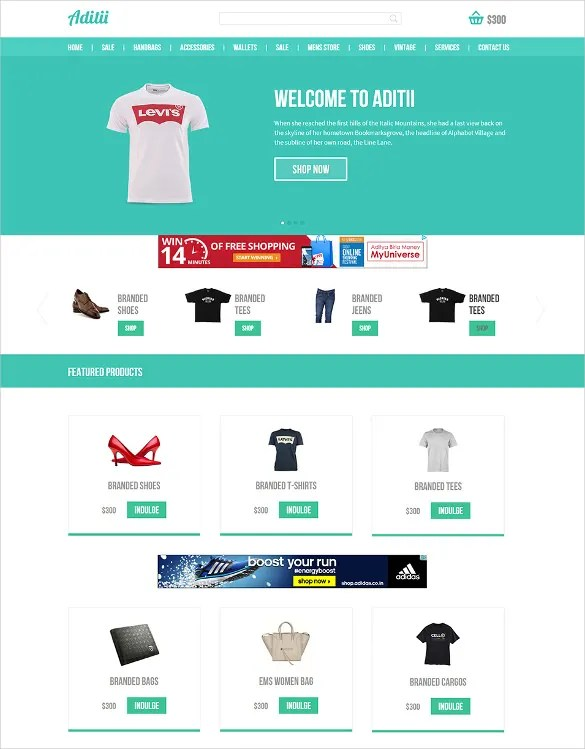 31+ eCommerce HTML5 Themes  Templates Free  Premium Templates - html5 template tag
