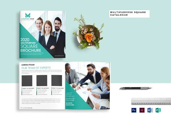 48+ Professional Catalog Design Templates - PSD, AI, Word, PDF