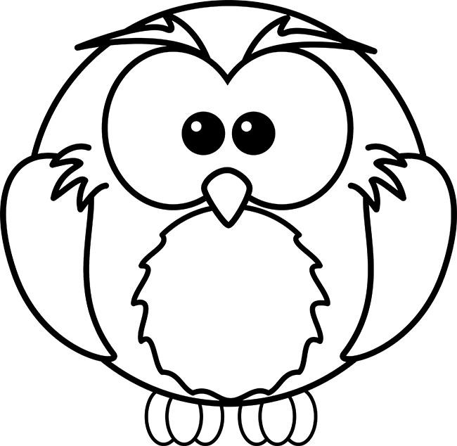owl templates - Canasbergdorfbib