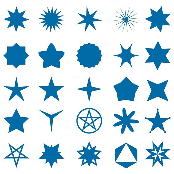 20+ Star Templates - Star Designs  Crafts Free  Premium Templates - star template