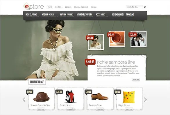 21+ Jewelry WordPress Themes  Templates Free  Premium Templates