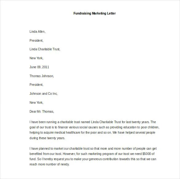 Writing Your Job Application Letter Example And Tips Marketing Letter Template 38 Free Word Excel Pdf