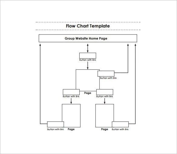 Flow Chart Template - 40+ Free Word, Excel, PDF Free  Premium - flow sheet templates