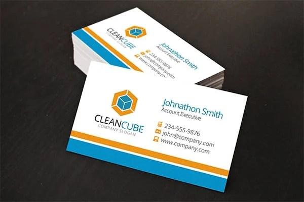 61+ Corporate Business Card Templates Free  Premium Templates