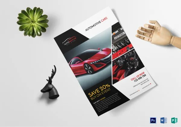 37 + Amazing Free PSD Flyer Templates in Word, Publisher, EPS Format