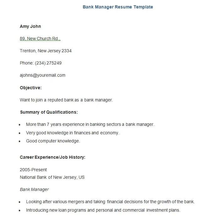 Phone banker sample resume