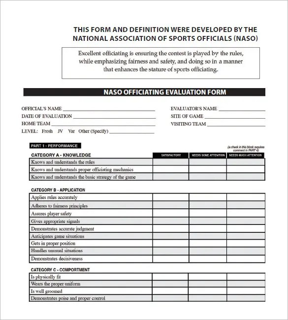 12+ Free Basketball Evaluation Forms Free  Premium Templates