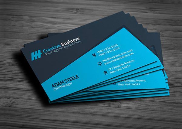 53+ Best Premium Business Card Template Designs Free  Premium