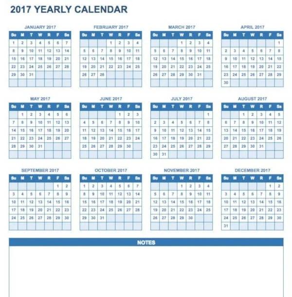 8+ Best Google Calendar Templates  Designs Free  Premium Templates