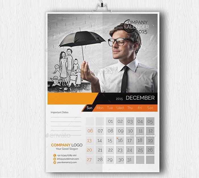 24 Best Business Calendar Templates 2015 \ Samples Free - sample 2015 calendar