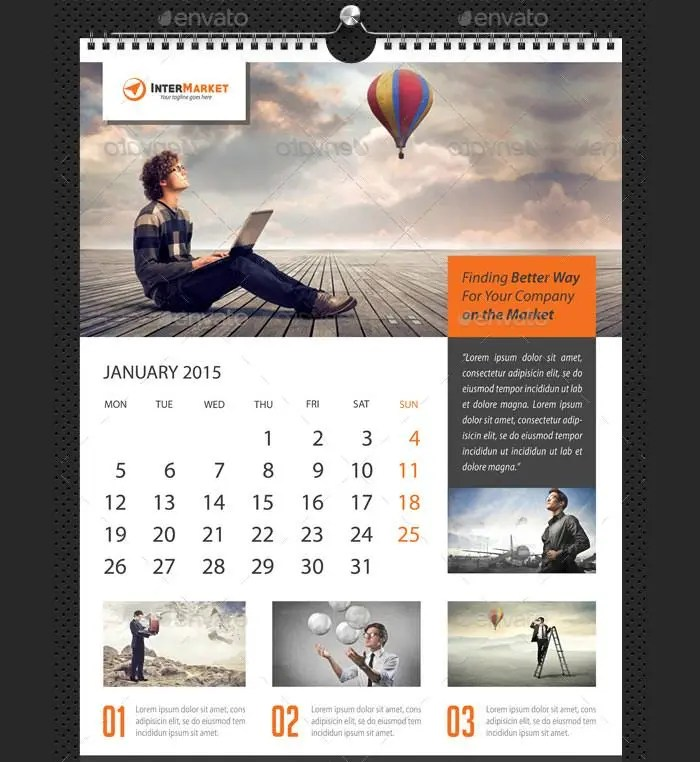 Best Wall Calendars 2014 Browntrout Publishers Calendars 24 Best Business Calendar Templates 2015 And Samples Free