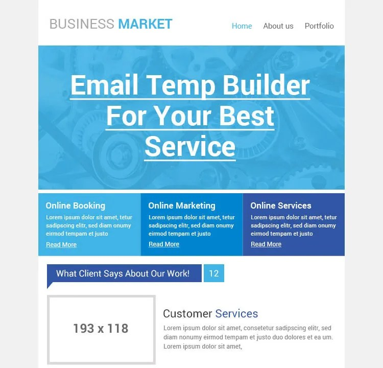 20+ Business Email Templates  Samples Free  Premium Templates