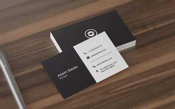 53+ Best Premium Business Card Template Designs Free  Premium - business card template design
