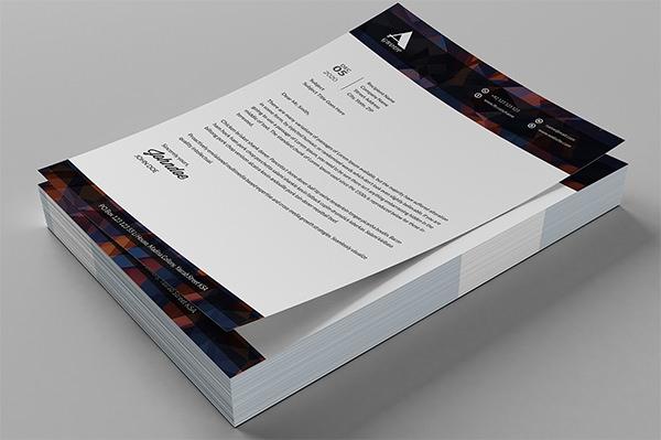 55+ PSD Letterhead Templates Free  Premium Templates