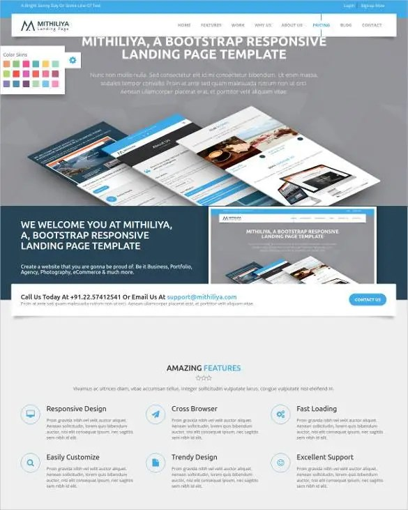 Splash page template colbro splash page template sunnyw34therorg 30 html5 landing page themes templates free premium templates maxwellsz
