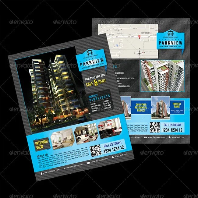 14 Innovative Pamphlet Templates  Designs Free  Premium Templates