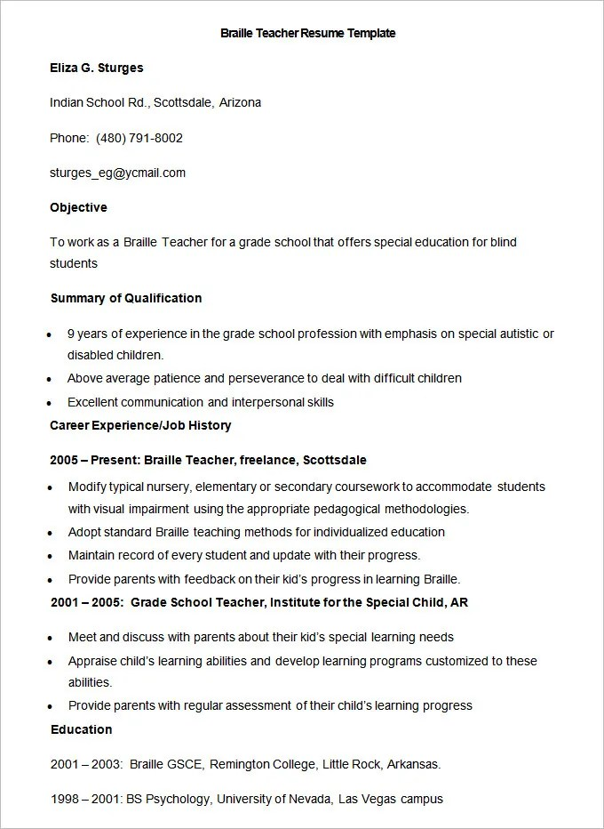resume example for veterinarian receptionist essay prompts about - montessori teacher resume