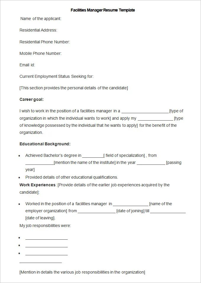 sample cover letter for management positions template template free
