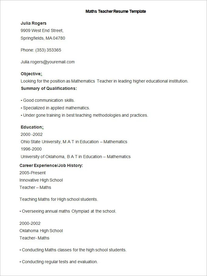 Does Human Resource Management Help a Company\u0027s Financial resume - Teaching Objectives Resume