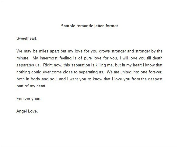 love letter sample for her how to write a love letter with sample letters wikihow 65