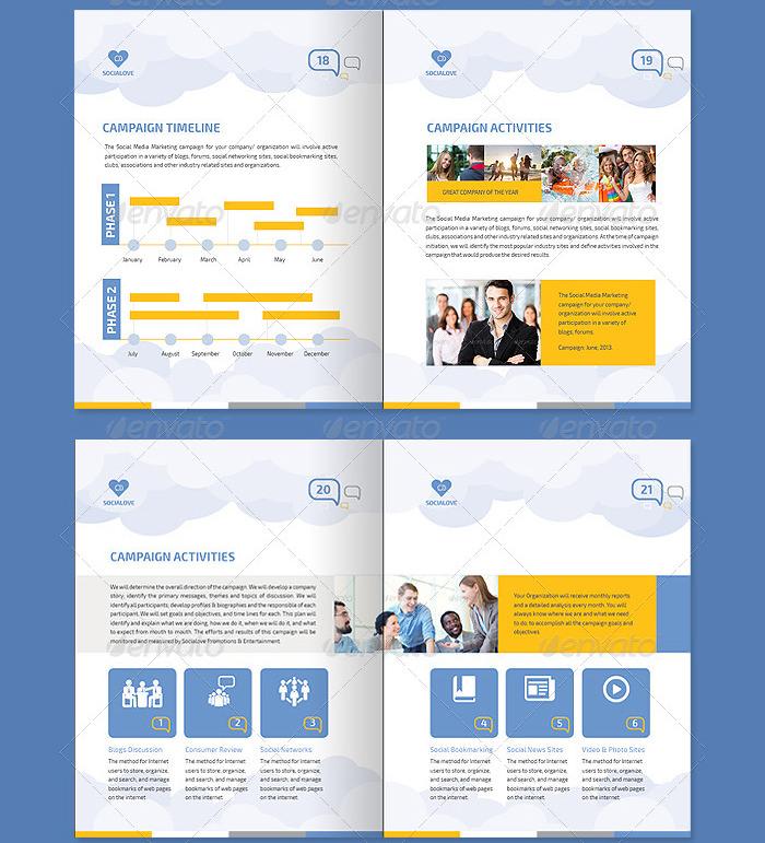 31+ Best Marketing Proposal Templates \ Samples Free \ Premium - website proposal template