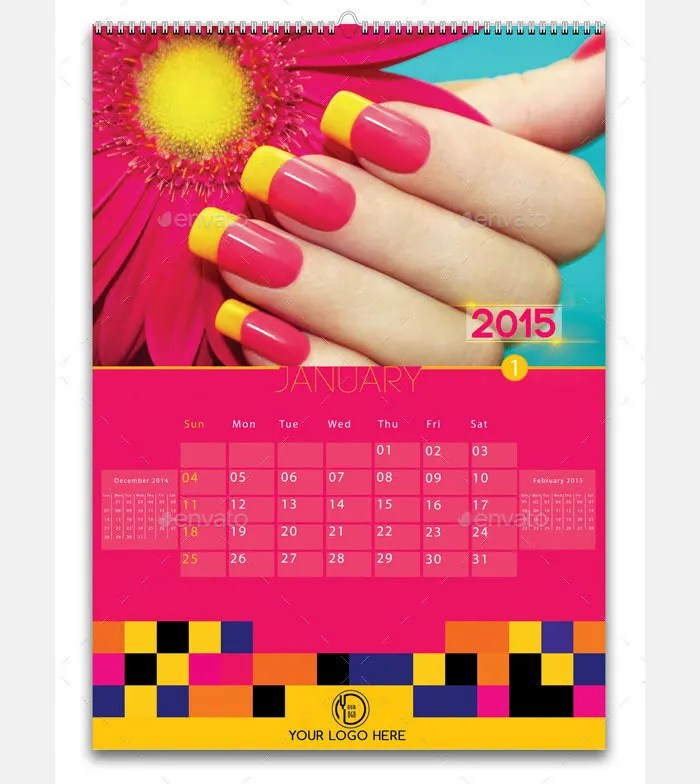 40+ Sample 2015 Calendar Templates \ Designs Free Free \ Premium - sample 2015 calendar