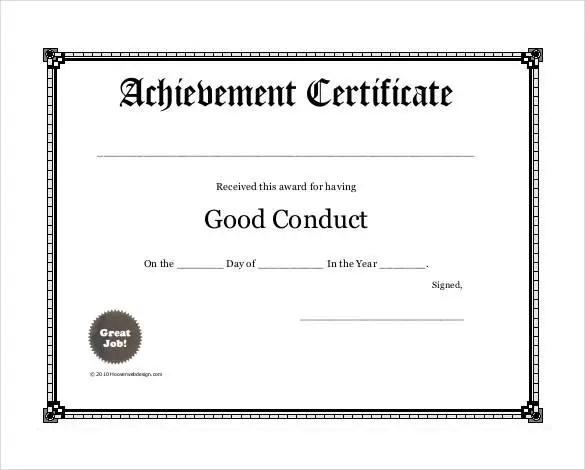 certificate of participation template free - Trisamoorddiner