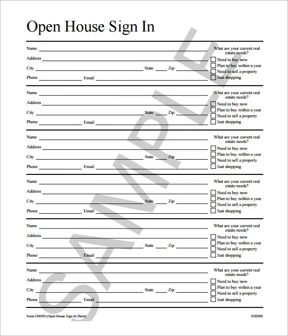 Sign In Sheet Templates - 64+ Free Word, Excel, PDF Documents - email sign up sheet template word