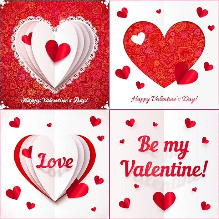 60+ Happy Valentines Day Cards PSD Designs Free  Premium Templates