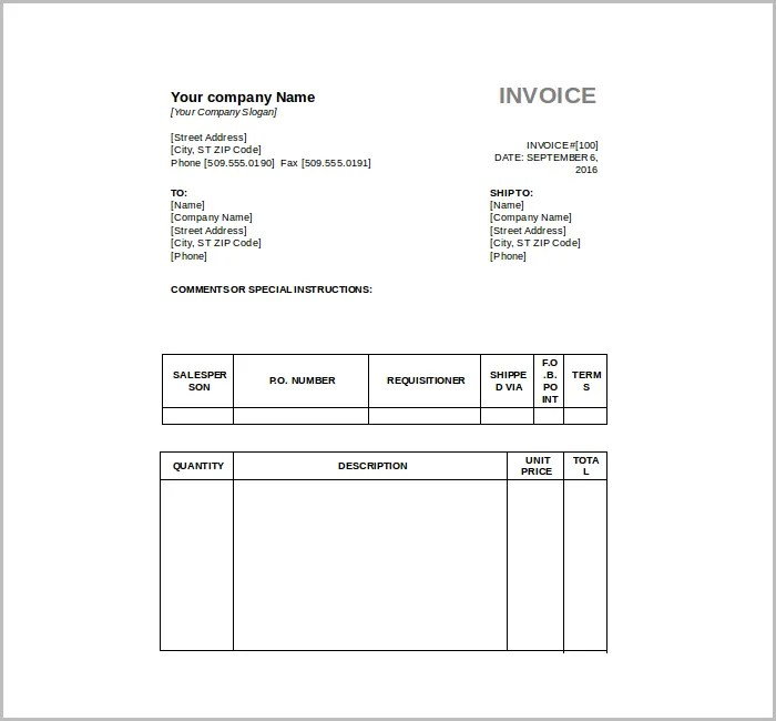 10+ Free Tax Invoice Templates - Word,Excel, AI Free  Premium - free tax invoice