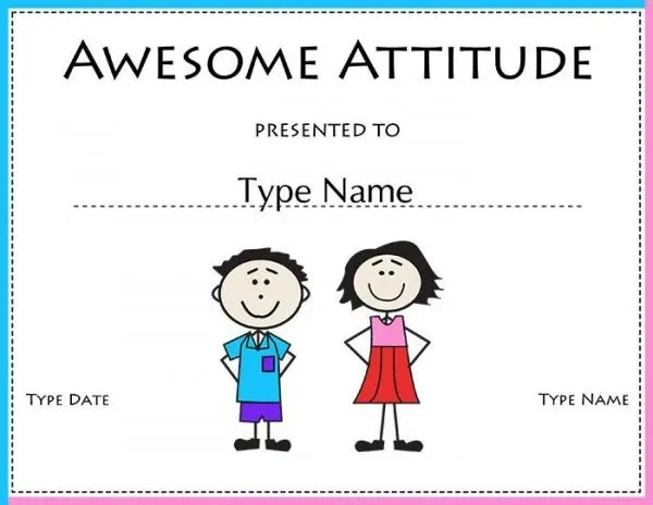 82+ Free Printable Certificate Template - Examples in PDF, Word - student council certificates