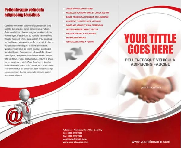 Tri Fold Brochure Templates - 44+ Free Word, PDF, PSD, EPS, InDesign