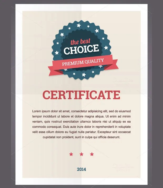 Business Certificate Templates Player Award Certificate Sharing Us - business certificate templates