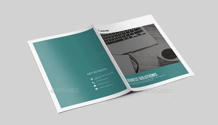 30+ PSD Company Brochure Templates  Designs Free  Premium Templates