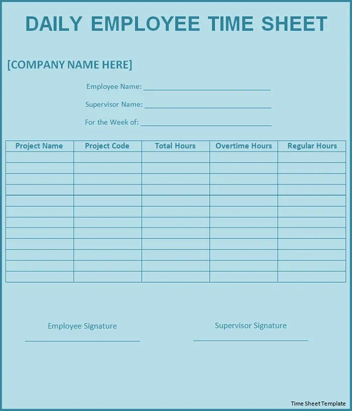 60+ Sample Timesheet Templates - PDF, DOC, Excel Free  Premium - sample timesheet for hourly employees