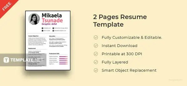 50+ Best Resume Templates to Download Free  Premium Templates