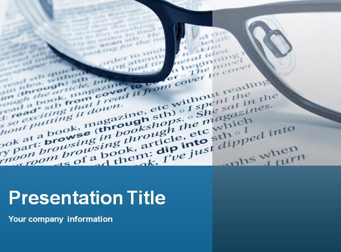 20 Sample Education PowerPoint Templates Free  Premium Templates