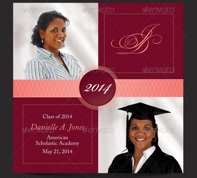 19+ Graduation Invitation Templates - Invitation Templates Free - graduation photo invitations
