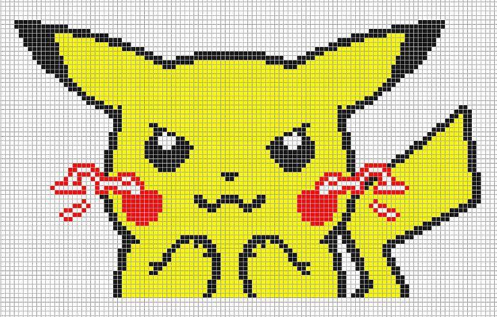 mc pixel art - Maggilocustdesign - minecraft pixel art template