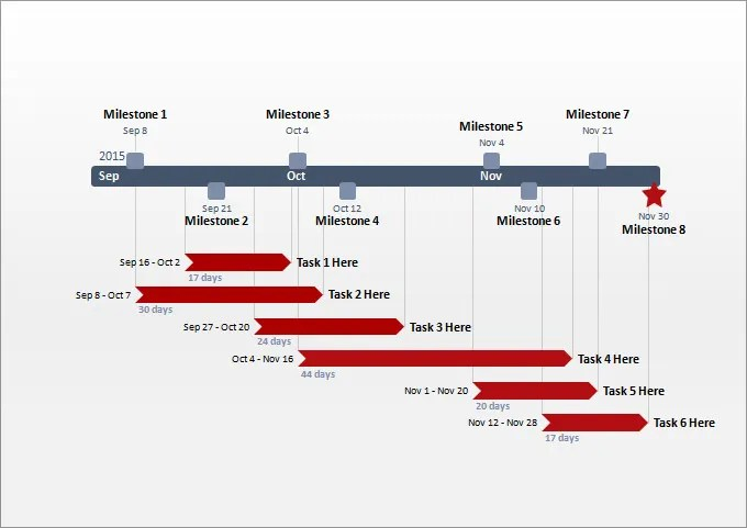 Project Timeline Templates - 21+ Free Word, PPT Format Download - project timeline template