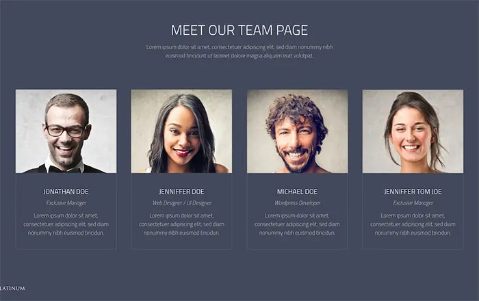 Business PowerPoint Template - PowerPoint Templates Free  Premium