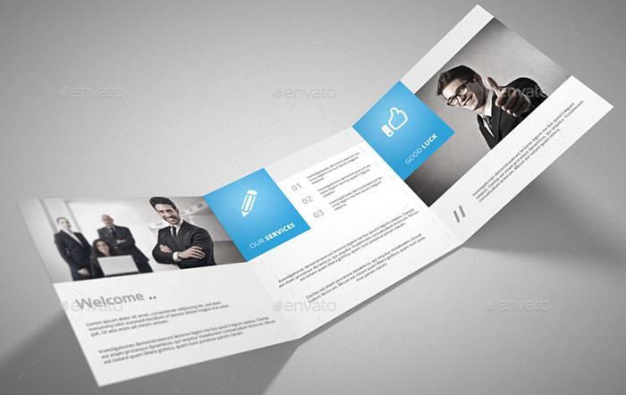 27+ Free Printable Brochure Templates Free  Premium Templates - Tri Fold Brochures Free