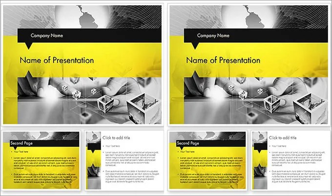 25+ Business PowerPoint Template - PowerPoint Templates Free