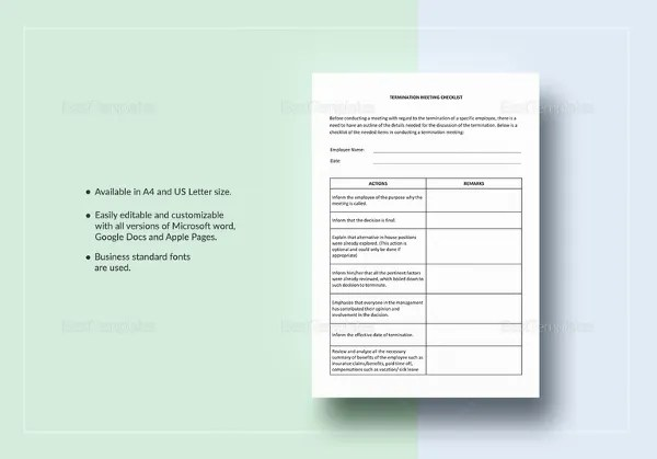 Blank Checklist Templates u2013 40+ Free PSD, Vector EPS, AI, Word - editable checklist template